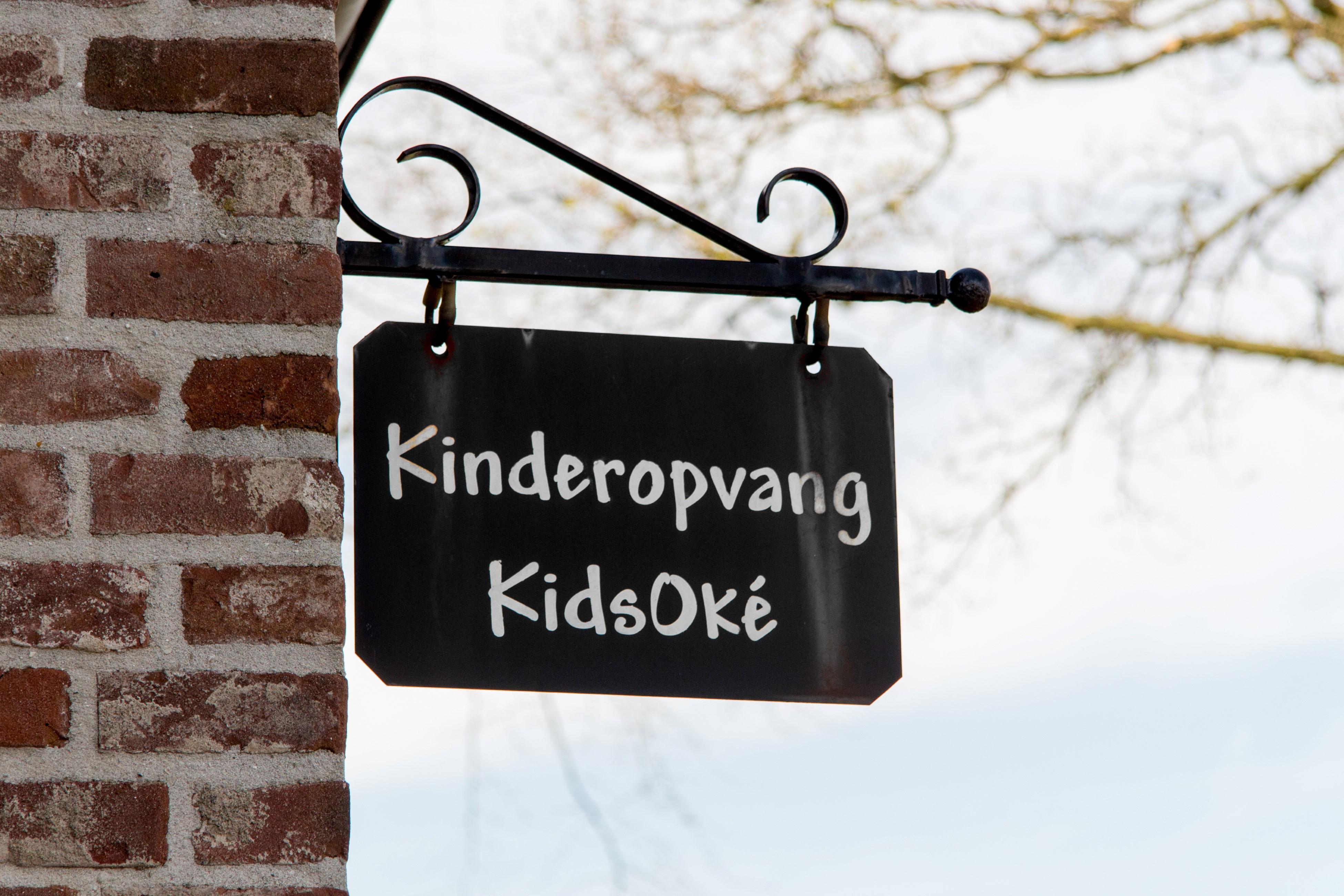KidsOké in Wernhout!